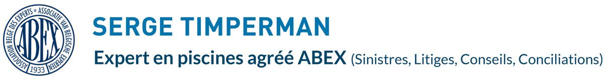 Expert en piscines agréé ABEX